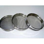 Сита СПЛМ-20/30 металлотканные (d=200/300 мм, h=50 мм) фотография
