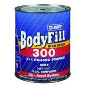 Грунт BODYFILL 300 2К наполнитель HS 3+1 3л. фото