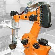 Роботизированная система для литья алюминия FILL фото
