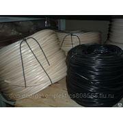 Трубка электроизоляционная ПВХ (ТВ-40) фото