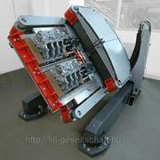 Выбивочный модуль для удаления керна из отливки Swingmaster sm 315 от Fill фото