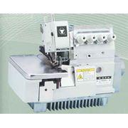 Машины швейные стачивающе-обметочные двухигольные четырехниточные фото