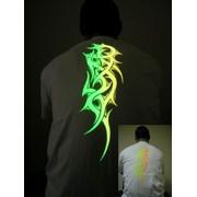 Светящаяся краска Cloth - для ткани фото