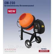 Бетоносмеситель Кратон CM-230 фото