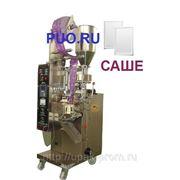 Фасовочный автомат для упаковки сахара в саше фото