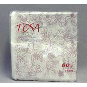 "Салфетки TOSA ""Кленовый лист"" фото"