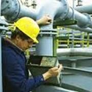 Обслуживание вращающегося оборудования для нефти и газа и отраслей производства электроэнергии. фото