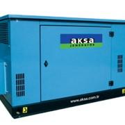 Генераторная установка природного газа ABG 10 фото