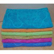 Полотенца для ног махровые
