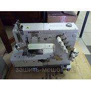 Прямострочная швейная машина цепного стежка KANSAI special HDX-1102, пр-во Япония. фото
