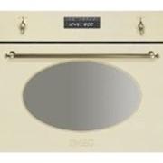 Микроволновая печь SMEG SC845VPO9 фото