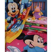 Пледы (флисовые) Disney фото