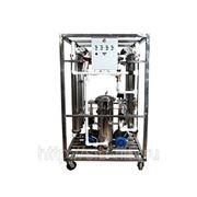 Установка деминерализации (деионизации) воды 0,25 м3/ч фото