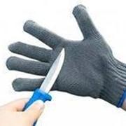 Перчатки кевларовые защитные ResiCut фото