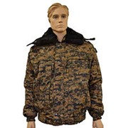 Куртка зимняя Снег-М Американская цифра оксфорд фото