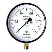 Манометр общего назначения 1MПA (100)КЛ 1,5 G1/2 (радиальный) фото