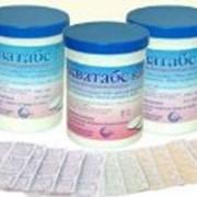 Таблетки Акватабс для дезинфекции питьевой воды фото