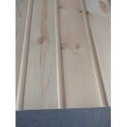 Блок-Хаус сосна 20 х 90 мм сорт С (мин. объем 50 куб. метр) фото