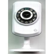 Камера видеонаблюдения EST-IP7310-W Cube фото