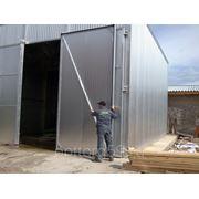 Агрегатура сушильной камеры объемом 50 м3 фото