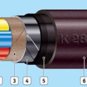 Силовой кабель ВБбШв, ВббШнг фото