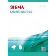 Пленка для ламинирования SIGMA А3LF380 80мкм 50шт фото