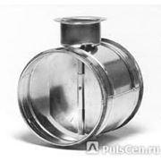 Дроссель-клапан ДК ф100-1000 от d=100 - 1000 круг. сечения фото
