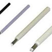 Провод ПВ-1. Токопроводящая жила провода ПВ-1 — медная, однопроволочная, 1 класса для сечений от 0,5 до 10 мм включительно; многопроволочная, 2 класса для сечений от 16 мм и выше по ГОСТ 22483. фото