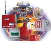 Пожарная сигнализация, проектирование, монтаж, сдача в експлуатацию фото