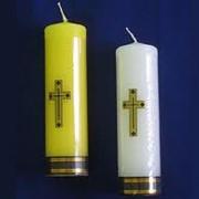 Свечи нагробные фото
