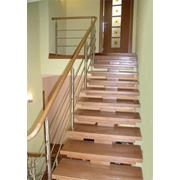Маршевые лестницы фото
