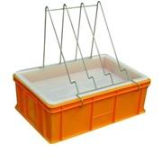 Ванночка для распечатки рамок с пластмассовым ситом фото