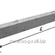 Сваи забивные железобетонные цельные, квадратного сплошного сечения 400х400 мм. марка С 110.40 – 13 фото
