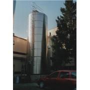 Резервуар для хранения молока 100м куб фото