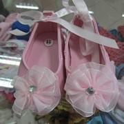 Туфельки для девочек фото