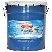 Эмаль синяя ПФ 115 25 кг. фото