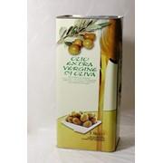 Масло оливковое 5л, экстра виржен, в/с фото