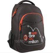 Рюкзак школьный ФК Милан фото