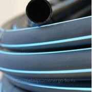 Труба полиэтиленовая 10 МПА фото
