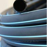 Труба полиэтиленовая SDR 11 фото