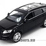 Радиоуправляемая машина MZ Audi Q7 Black 1:14 2031-B фото