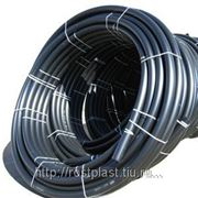 Труба полиэтиленовая водопроводная ПЭ100 SDR13,6 ДУ560*41,2 L-12 фото