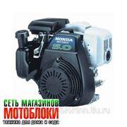 Двигатель Honda GC 160 фото