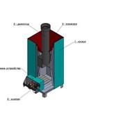 Банный газовый котел фото