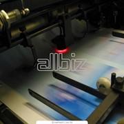 Печать документов и бланков фото