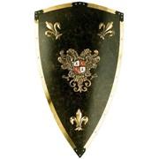 Рыцарский щит - Лилии и орёл фото