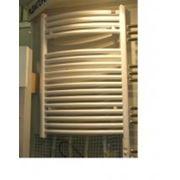 Электрические полотенцесушители Zehnder JAE 070-050-DF, белый (Белый) фото