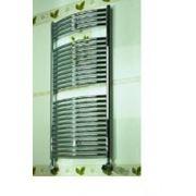 Электрические полотенцесушители Zehnder JAEC 120-050-DF, хром (Хром) фото