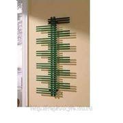 Электрические полотенцесушители Zehnder YSE 50-090, хром (Хром) фото