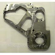 Крышка двигателя передняя (нижняя) CUMMINS Камминз (Golden Dragon XML6129) Арт: 3926518 / C3926518 фото
